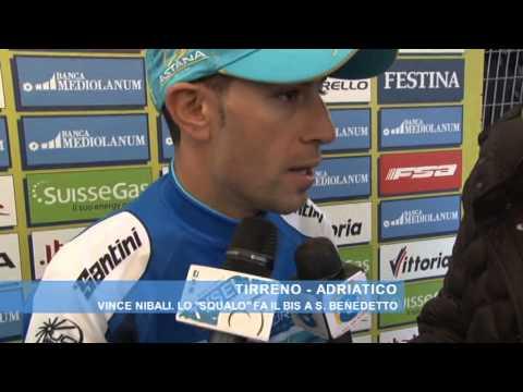 Tirreno-Adriatico: vince Nibali. Lo