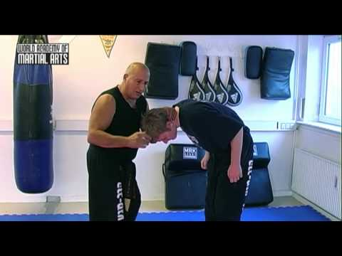 Krav Maga - 6 basic lock techniques in Krav Maga LI Image 1