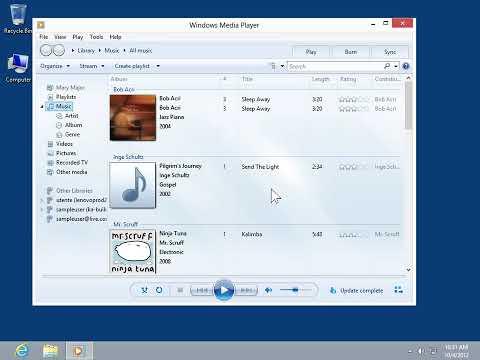 Windows 8   Desktop Version Show Captions or Subtitles in Windows Media Player