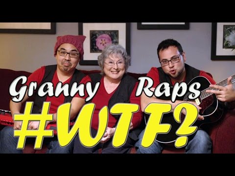 Granny RAPS with RKVC