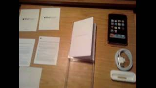 Apple Ipod 64GB 3rd Generation UK Edition Unboxing