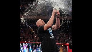Stone Cold Steve Austin opens WWE RAW at Madison Square Garden