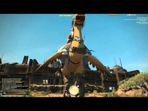 [PC] Final Fantasy XIV ARR (Thaumaturge) - The Masked Man