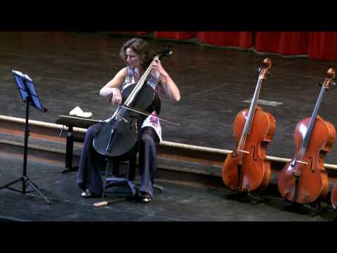 Бах Иоганн Себастьян - Bwv 1009 Cello Suite In A Major 6 Bouree Ii