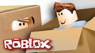 Roblox Adventures / Hide and Seek Extreme / Thinking Outside the Box!