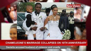 Chameleone's marriage collapses on 10th anniversary