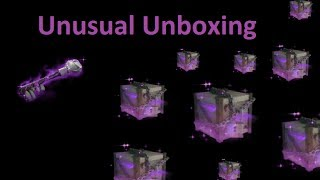 Unusual Unboxing (Halloween 2013)
