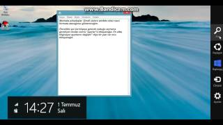 Windows 8 Format Atmak (CD