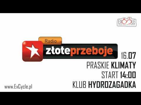 ExCycle Warsaw - Radio Złote Przeboje Zaproszenie na grę Praskie Klimaty