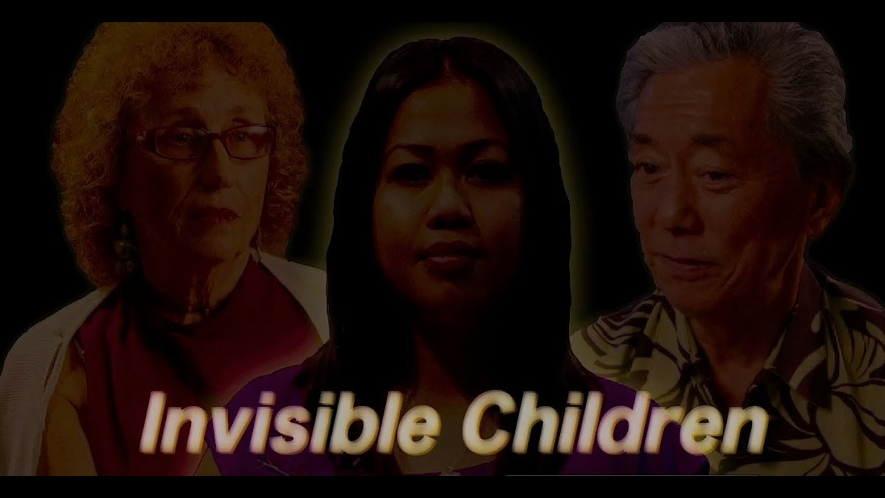 Invisible Children - Mental Health America of Hawaii - YouTube