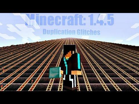 Minecraft 1.4.7 bukkit duplication glitch! (Mine-able)