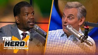 Rob Parker: 'No way, no how' Browns are SB contenders, talks Giants QBs, Rodgers | NFL | THE HERD
