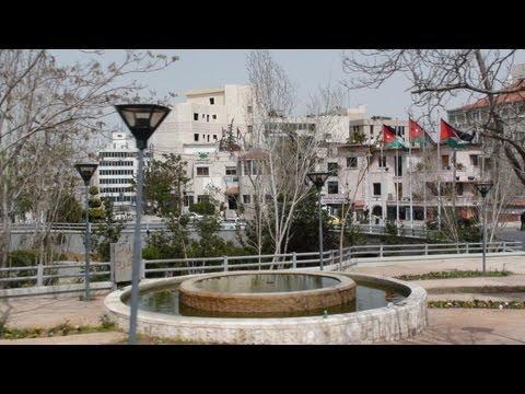 Entering Amman عمان - Jordan