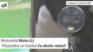 Motorola Moto G7 Wszystko co Trzeba za około 1000zł   Pierwsze Chwile