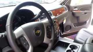 Interior 2014 Chevrolet Tahoe 2014 Precio Caracteristicas versión para Colombia FULL HD