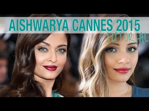 Tutorial | Aishwarya Rai Bachchan Cannes 2015 Makeup Tutorial | Kaushal Beauty