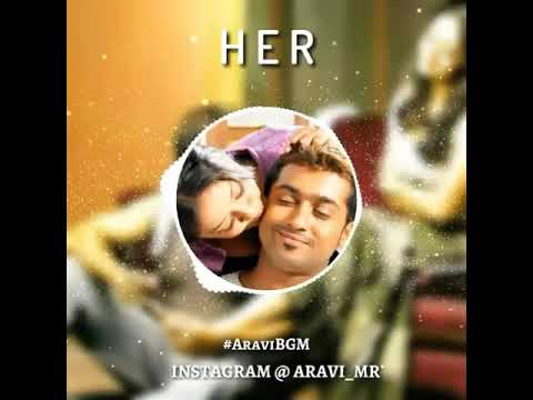 Munbe Vaa Flute Love BGM / Tamil Status Video / New