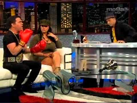 Alexis Valdes  Nacho Camacho Con Angelina Castro  10 4 11 video
