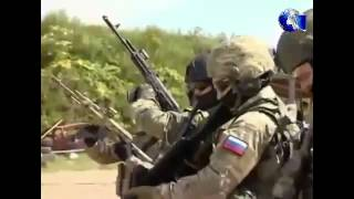Спецназ ФСБ. Russian FSB SPETSNAZ daily workouts