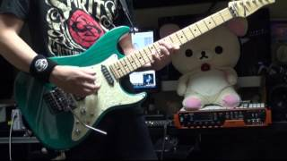 Calling/SIAM SHADE Guitar Cover