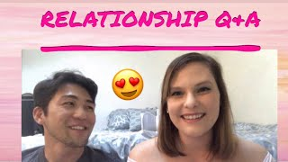 Q&A With Me and My Husband