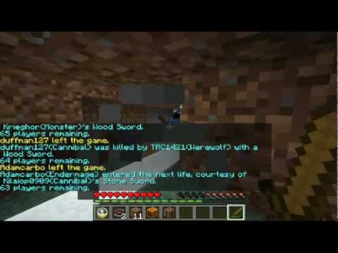 MCPVP Kit Review   #11   WEREWOLF   Minecraft Hunger Games