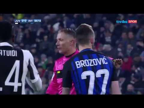 Serie A 16. Hafta | Juventus 0-0 Inter Maç Özeti