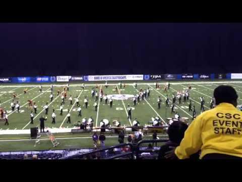 BOA Performance: Pendleton Heights High School 2014: The Th