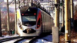 Speed train Hyundai rotem HRCS2-009