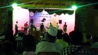 حفل منتزه عبود شباب ري باند ray band sudan)