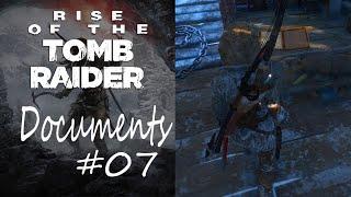 PUISSANCE DES SOVIÉTIQUES - Rise of the Tomb Raider [FR] - Documents #07