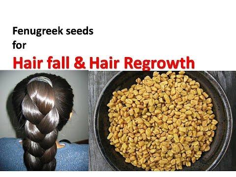 Fast Hair Growth | Fenugreek seeds for Hair fall & Hair Regrowth