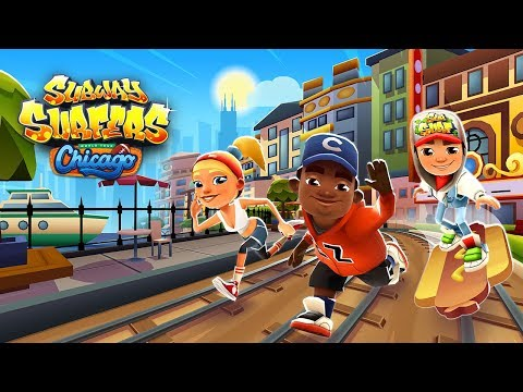 Subway Surfers APK Cover