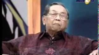 Kick Andy - KH. Abdurrahman Wahid (Gus Dur) Part 1