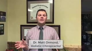 Dr. Matthew Ormond about CBD Health & Wellness Center Products