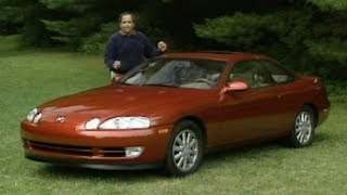 MotorWeek | Retro Review: 1991 Lexus SC 400