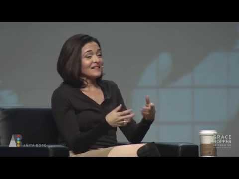Sheryl Sandberg Keynote for #GHC15