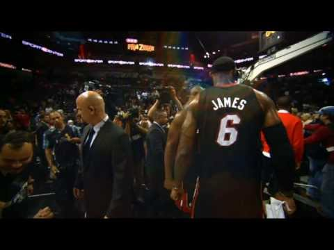 Phantom: Best of Game 4 of the 2013 NBA Finals