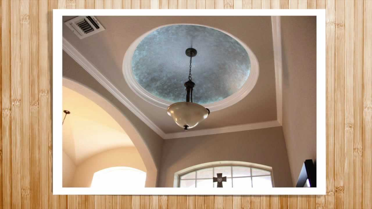 ... Dome Kit: How to Install and Drywall a Dome Ceiling - YouTube