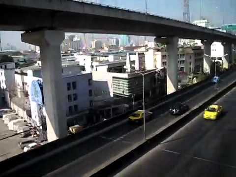 bangkok by bus