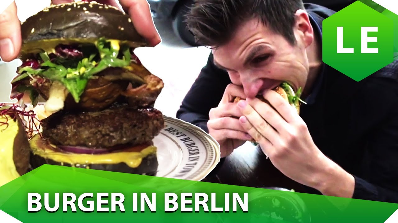 3 burger 3 buben und ne quotenkatze burgercheck in berlin youtube. Black Bedroom Furniture Sets. Home Design Ideas