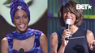 Best of Whitney Houston: Soul Train Performances, 106 & Park Interview & Acceptance Speeches!