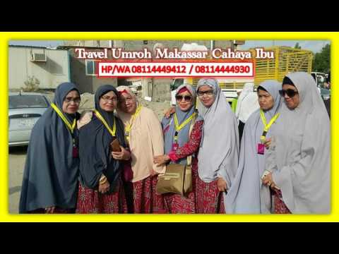 Gambar travel umroh global makassar