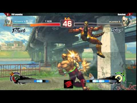 Mad Catz at Tokyo Game Show 2014 - USF4 Tournament Grand Final- Part 13