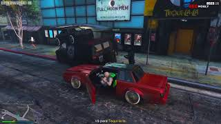 THIRD VIDEO - GTA V THUG LIFE - RED MOGLY