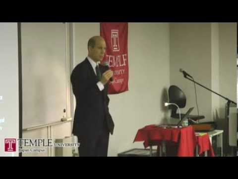 Public Lecture Video (1. 9. 2014) Michael Cucek: Abe Shinzo one year on: what have we learned?