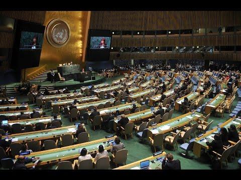 24 de SEP. Cristina Fernández habló frente al Consejo de Seguridad de la ONU.