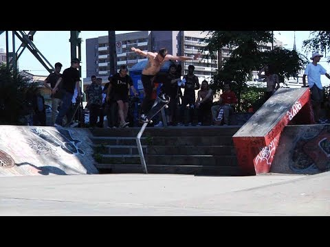 Ethernal Skate Films / Best Trick Contest Meilleur Truc Pire Obstacle @ Skate Plaza Montréal