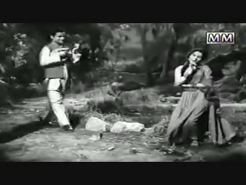 Raat hai taaron bhari..Lata_Shakeel B_Ghulam Mohmmad_Pardes1950...