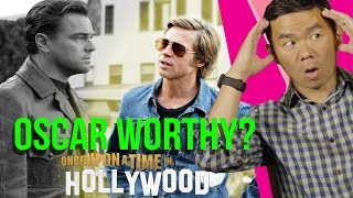 ONCE UPON A TIME IN HOLLYWOOD: Did Brad Pitt Just Earn an Oscar for His Performance?